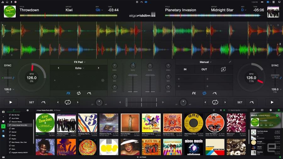 djdbarker - DJ Software